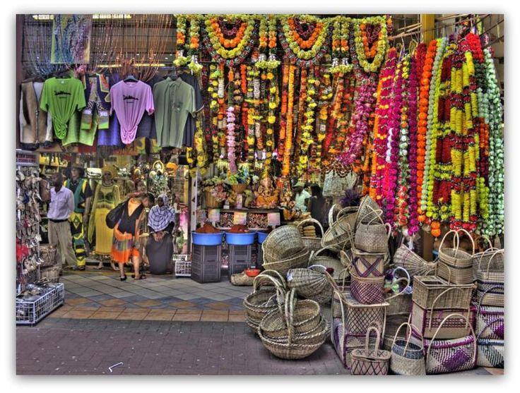 Trading at Victoria Street Market