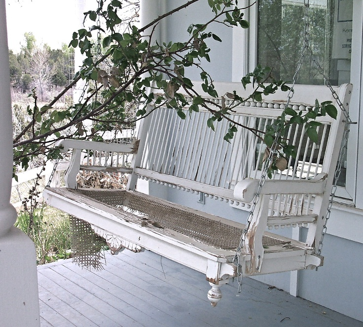 122 best porch swings images on pinterest garden swings home and front porch swings - Front Porch Swing