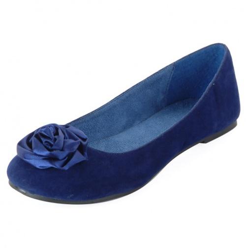 Love these shoes!!Blue Velvet!