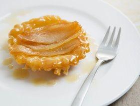 Recept voor Tarte tatin van peer - Koopmans.com