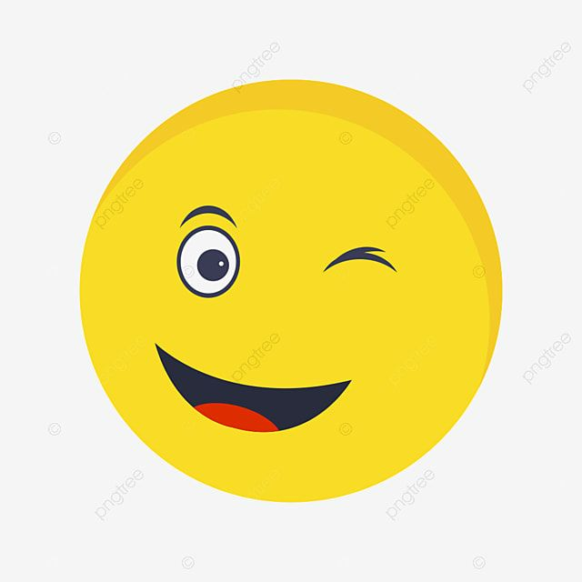 Wink Emoji Vector Icon Emoji Icons Wink Emoji Png And Vector With Transparent Background For Free Download In 2021 Cool Emoji Vector Icons Free Emoji