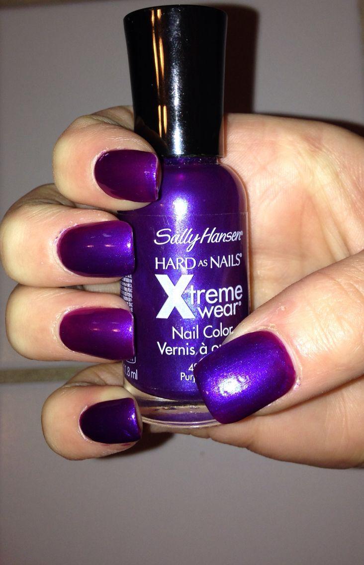 90 best Nails...Chrome/Metallic images on Pinterest | Nail polish ...