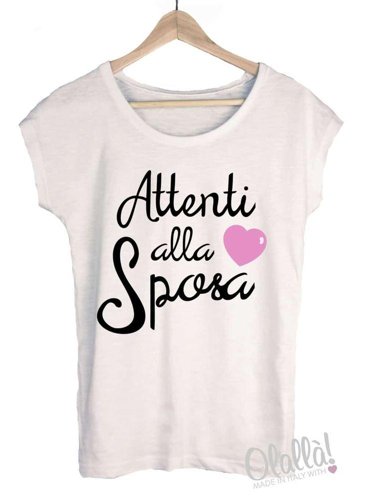 abbastanza Oltre 25 fantastiche idee su Shirts addio al nubilato su Pinterest  HM04
