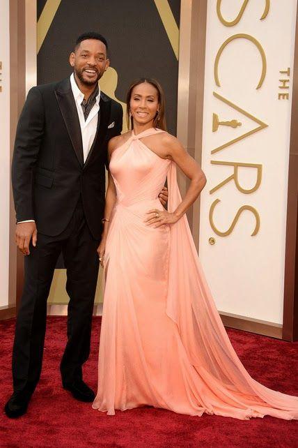 Jada y Will Smith  http://cuchurutu.blogspot.com.es/2014/03/ellos-y-parejas-en-oscars2014.html