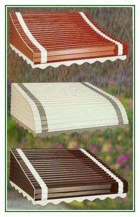 Great share Aluminum Awnings Color