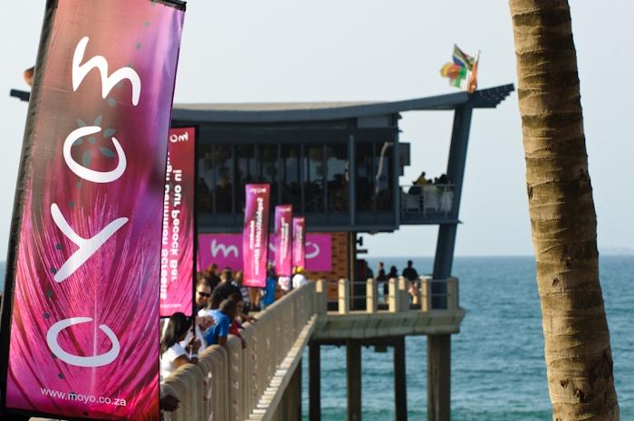 moyo on the Pier at uShaka Marine World