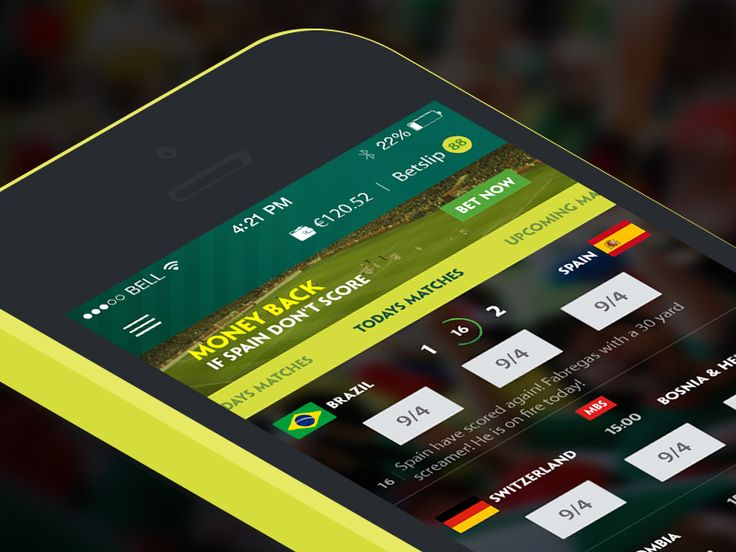 World Cup App by Al Power