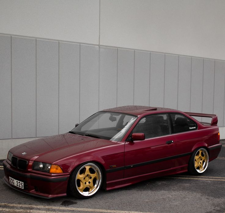 BMW And Bmw E36