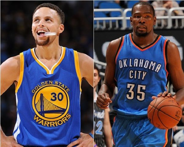 Stephen Curry Will Lose MVP Title To Kevin Durant - Here's Why - http://www.morningledger.com/stephen-curry-will-lose-mvp-title/13110830/