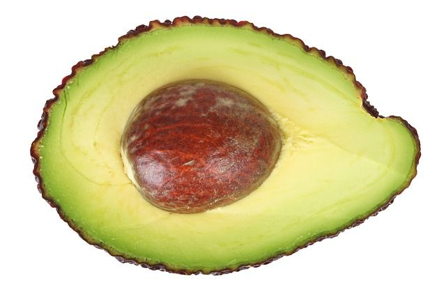 Avocado Avocados are a great source of monounsaturated fat, which help lower your LDL cholesterol (the bad one). Try this avocado salsa recipe.