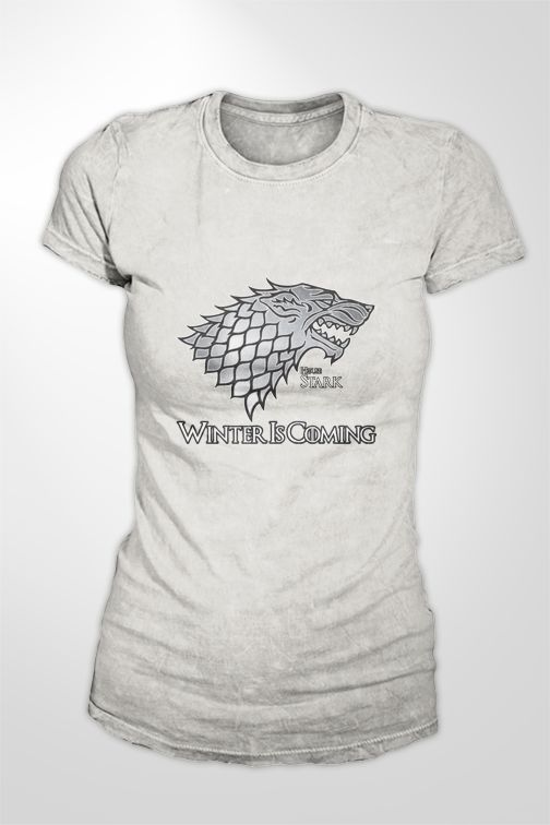 Game of Thrones Tees - House Stark