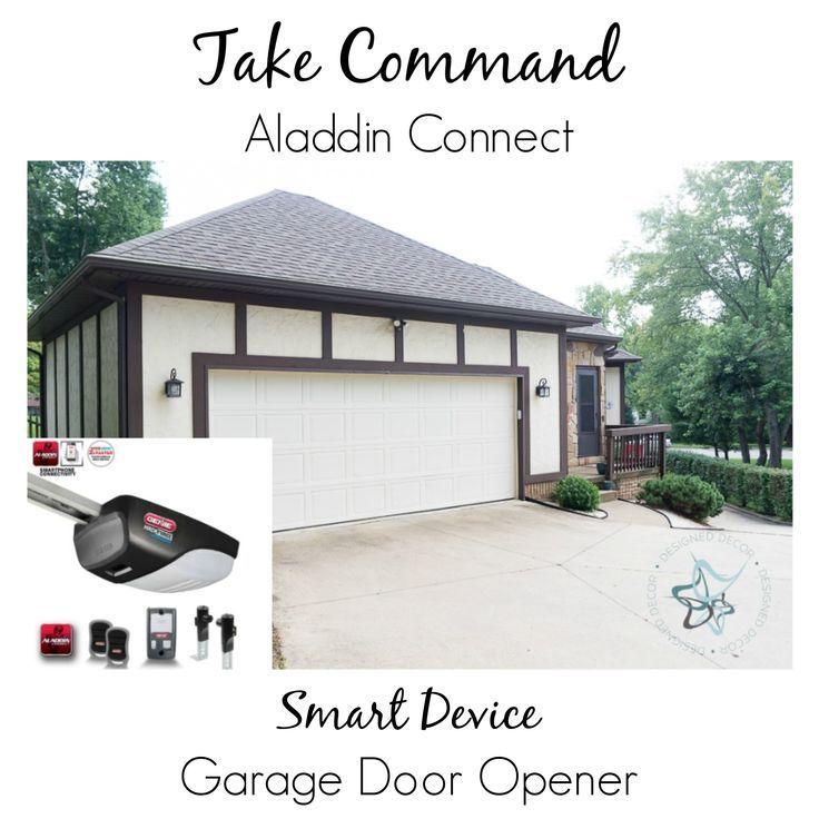 Genie Garage Door Opener With, Genie Outdoor Garage Door Opener