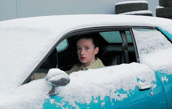 Claudia Imbert Le Garage, 2012