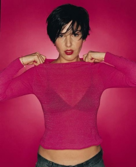 my original girl crush Sharleen Spiteri circa 1999 for Texas' album, The Hush