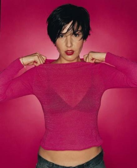 my original girl crush Sharleen Spiteri circa 1999 for Texas' album, The Hush
