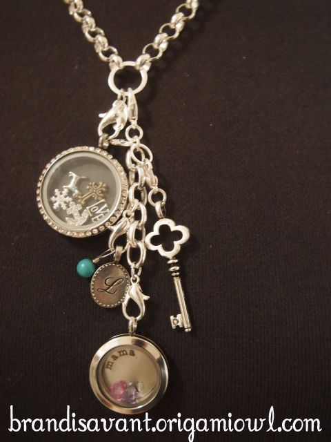 Origami Owl Necklace Extender