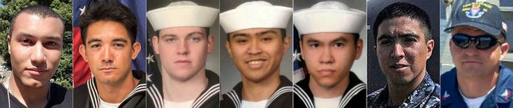 7 Sailors Emerged From Diverse Backgrounds to Pursue a Common Cause  Xavier Martin 24 from Halethorpe Md.; Shingo Douglass 25 from San Diego; Dakota Rigsby 19 from Palmyra Va.; Carlos Sibayan 23 from Chula Vista Calif.; Ngoc T. Truong Huynh 25 from Oakville Conn.; Noe Hernandez 26 from Weslaco Tex.; and Gary Rehm Jr. 37 from Elyria Ohio. from Pocket https://www.nytimes.com/2017/06/19/us/seven-sailors-uss-fitzgerald.html via CCTV Camera Installers News and Reviews Local CCTV Camera…