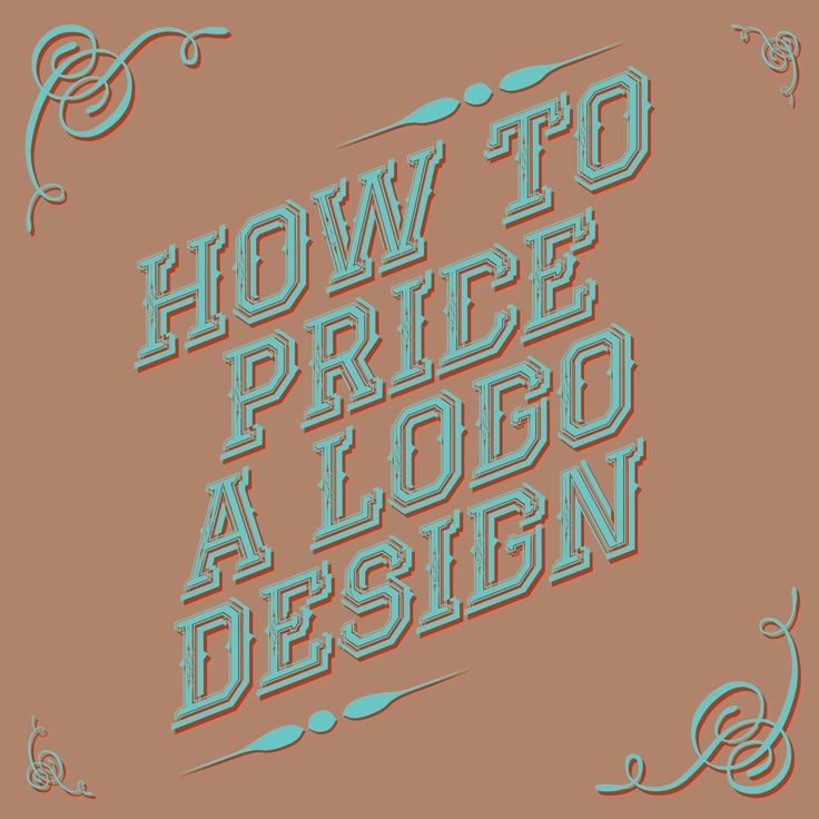 the most comprehensive guide for how to price a logo