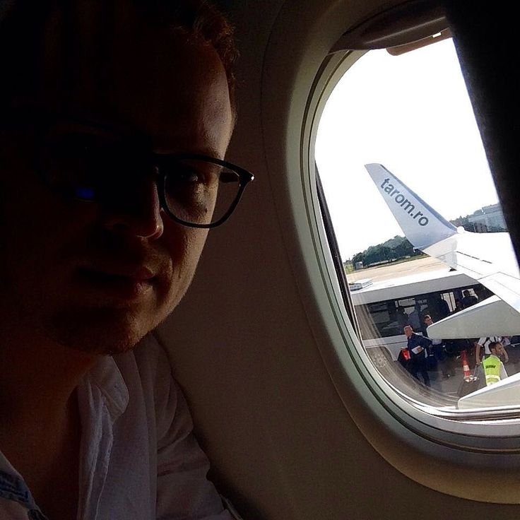Flying home to Banat   #nofilter #selfie #travel #flying #home #summer