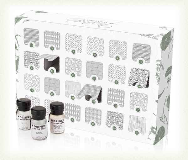 The Ginvent Calendar (2015 Edition)