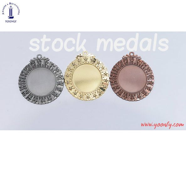 Order #Stock #Medals #online now! Yoonly is one off the biggest #online suppliers of #trophies, #medals, #cups and #awards in #Singapore. If you need latest unique #design #Stock #Medals in high quality for your #winners then contact us soon. Enjoy fast #delivery and best quality of our products. Call at 62984988 for place your order soon.