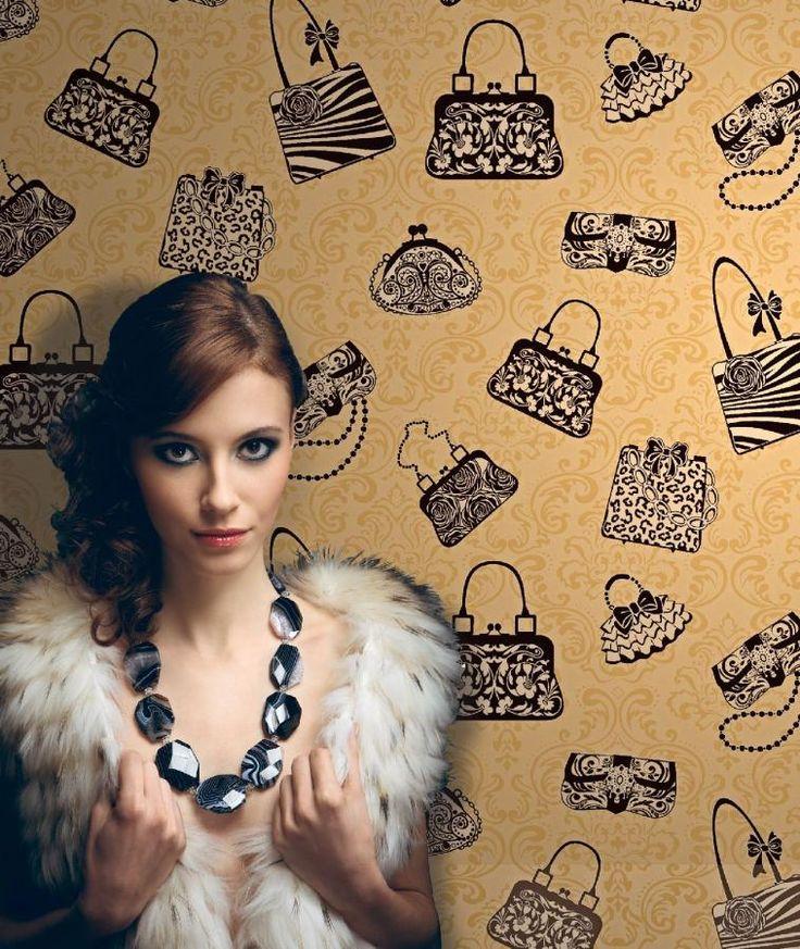 Tapeta Hohenberger - Gentleman's Relish - 80916