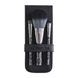Set di 3 pennelli basic viso & occhi di Sephora su Sephora.it. Profumeria online