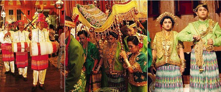 Wedding Day Adat Bugis (Indonesia)