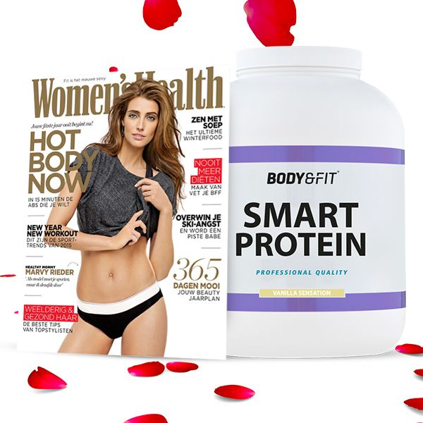 Ingrediënten van Smart Protein - Body & Fit | Body & Fitshop