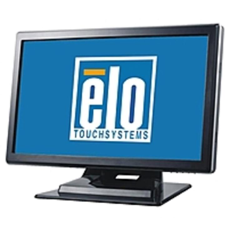 Elo 1519L 15 LCD Touchscreen Monitor - 16:9 - 8 ms - Surface Acoustic Wave - 1366 x 768 - HD - Adjustable Monitor Angle - 16...