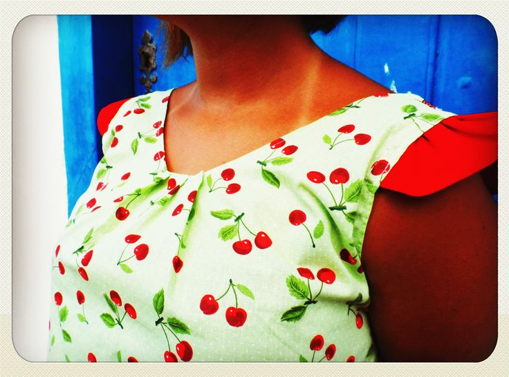 Top Cherry by Ceresita Quintana