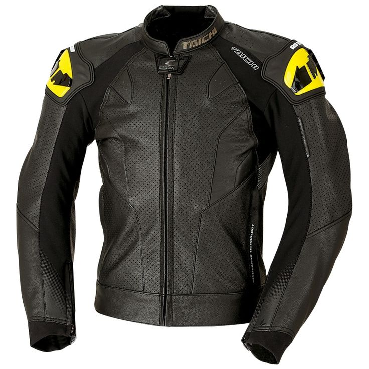RS Taichi GMX-Motion Vented Leather Jacket