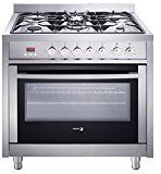 #7: Fagor RFA-365 DF Dual Fuel Range with Dual Convection, 5 Gas Burners and 7 Cooking Programs, 36-Inch  https://www.amazon.com/Fagor-RFA-365-DF-Convection-Programs/dp/B00IWN2U0K/ref=pd_zg_rss_ts_la_3741431_7?ie=UTF8&tag=a-zhome-20