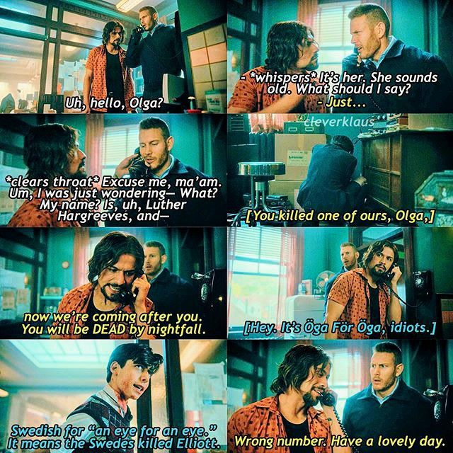 The Umbrella Academy Season 2 Funny Umbrella Academy Umbrella