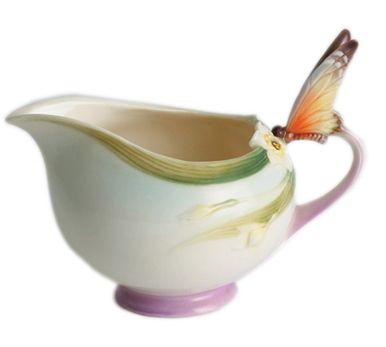 Franz Porcelain Papillon Butterfly Creamer | Belinda Jane's