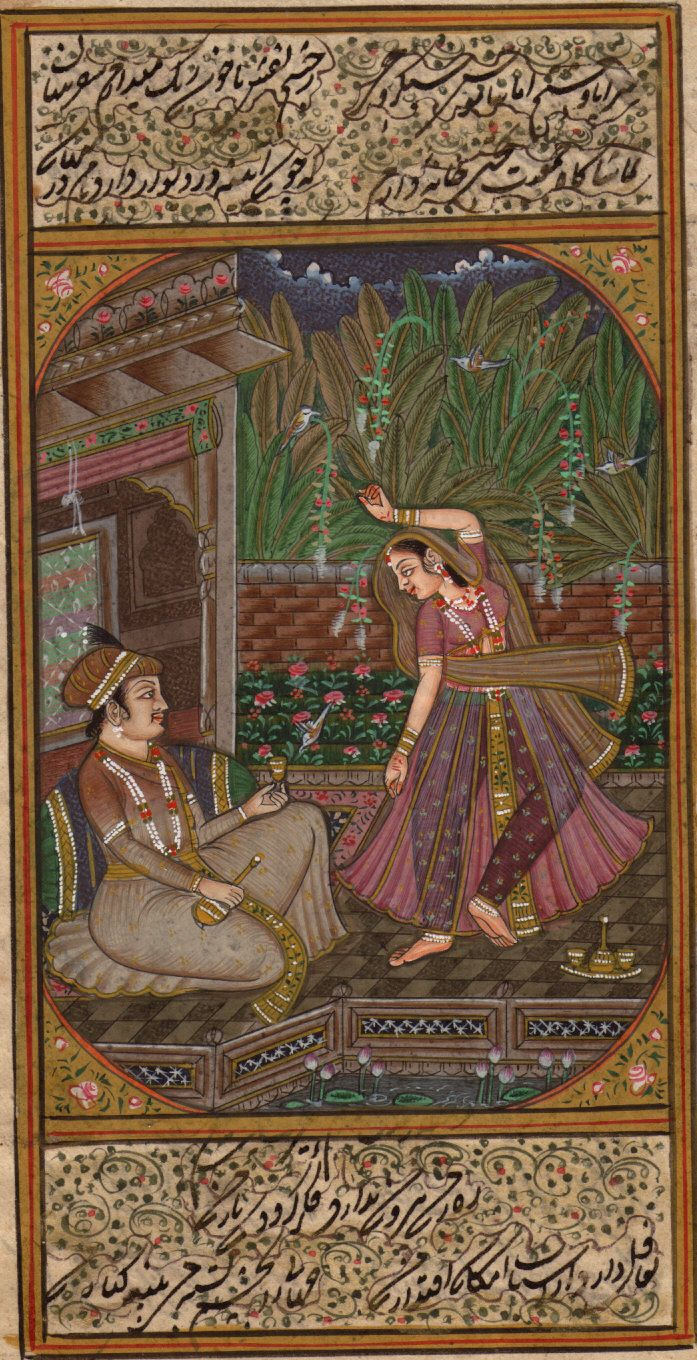persian paintings | ... Art Indian Miniature Painting Paper | Mughal Paintings | Persian