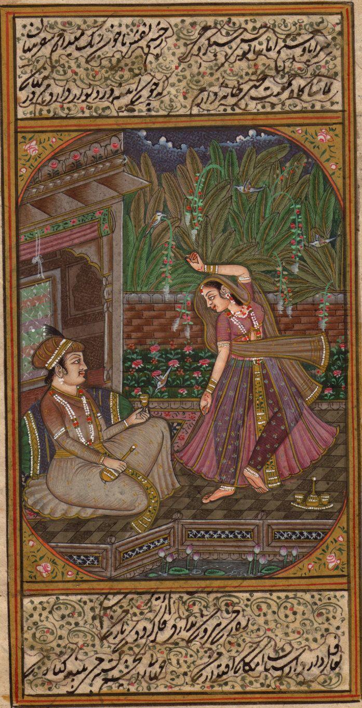 persian paintings | ... Art Indian Miniature Painting Paper | Mughal Paintings | Persian