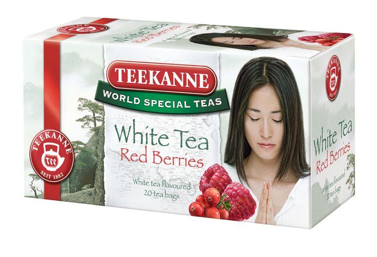 White Tea Red Berries