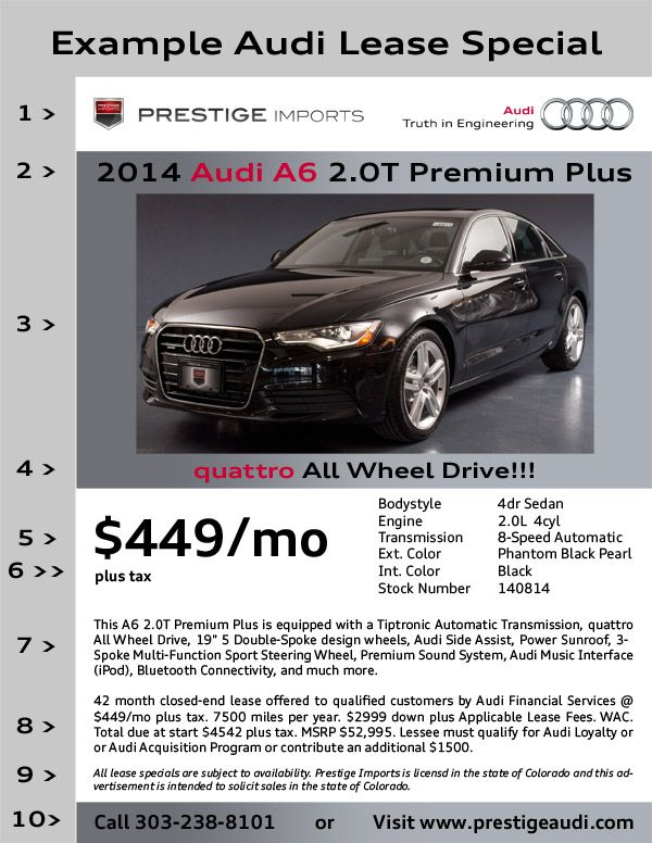 Best Audi Lease Specials Ideas On Pinterest Home And Auto - Audi lease promotions