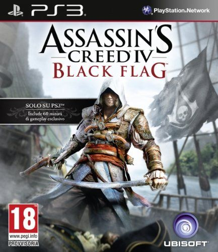 Assassin's Creed IV: Black Flag UBI Soft http://www.amazon.it/dp/B00BN4VH2M/ref=cm_sw_r_pi_dp_ddPXtb04RKJE4999