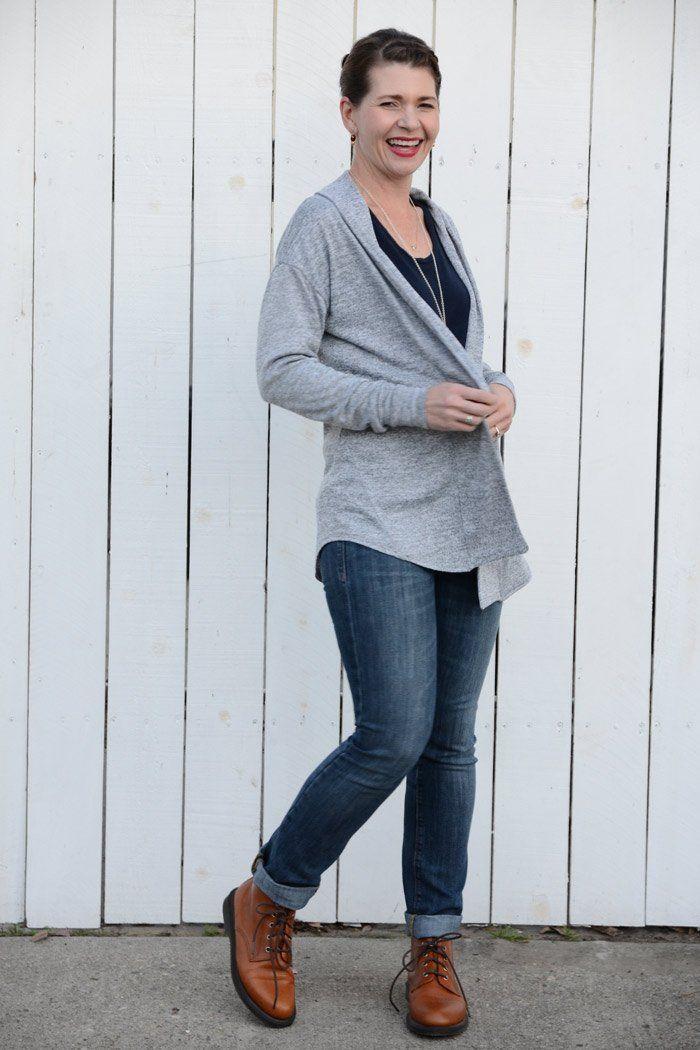 e57f36ccb9ba Sora Pattern - Shawl collar sweater - pullover cardigan sewing pattern - women s  cardigan sewing pattern - Blank Slate Patterns