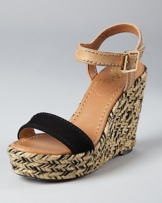 Camuto wedges.