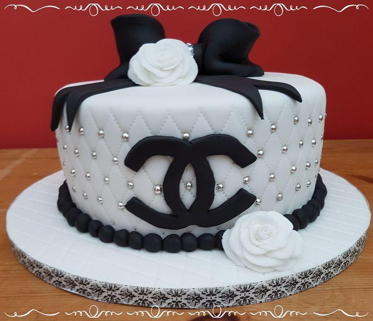 Chanel Cake Designs: Best 25+ Chanel Birthday Cake Ideas On Pinterest