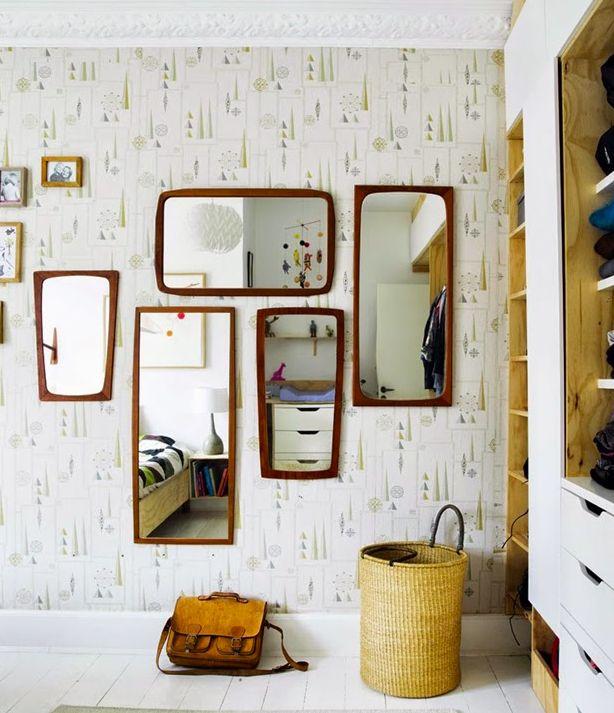 die besten 25 spiegel vintage ideen auf pinterest art deco spiegel my spiegel und kommoden. Black Bedroom Furniture Sets. Home Design Ideas