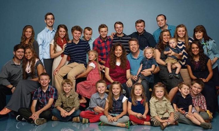 The 2017 Duggar Family Update