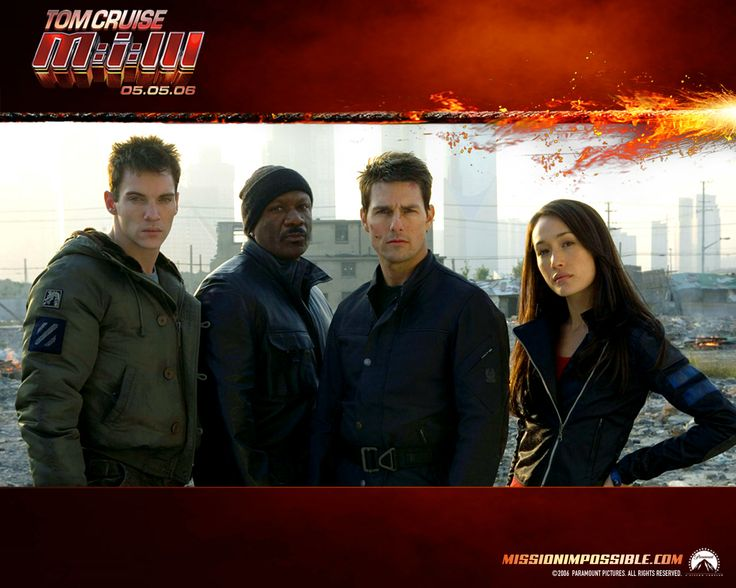 Mission Impossible 3 #movies #tomcruise #maggieq #jrm