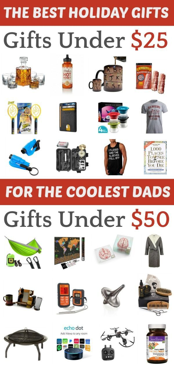 Best Christmas Gifts For Guys Dads Will Love The Cool Gifts For