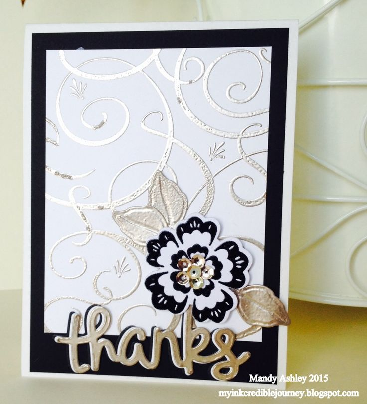 .SNVR2 : Card created using stamps from & dies from sizzix & Hero Arts.