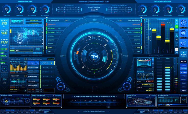 AdvancedUI: Status Screen by z-design.deviantart.com on @deviantART