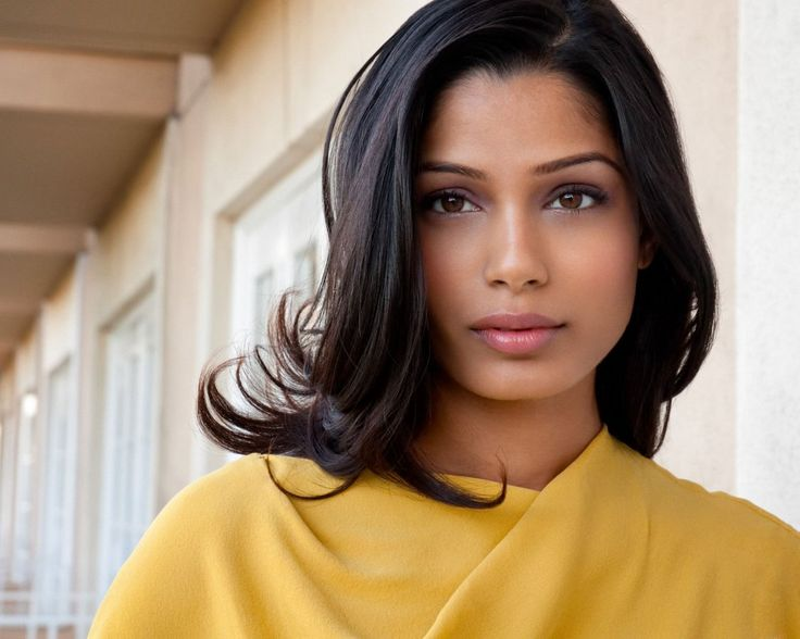 Celebrity Photographers - Title: Freida Pinto    © City of Angels Headshots/Laria Saunders 2012 All Rights Reserved